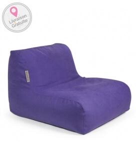 Pouf intérieur Chair tissu