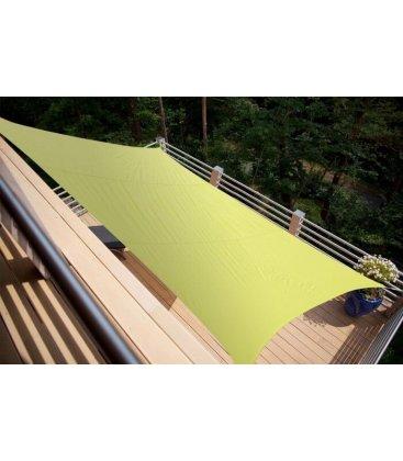 Voile 4.2 x3m Dns 200Gr couleur-Langen