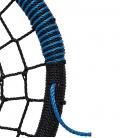Balançoire nid oval