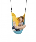 Denoh cocoon seat swing apparatus