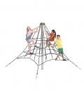 Pyramide de cordes à grimper de 2m de hauteur