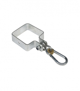 Square hook 'around' swing attachment 3mm