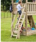 Module Steps - escalier pour aire de jeux
