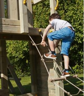 Module Net - filet de grimpe pour aire de jeux