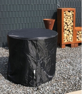 Protective cover for Brazier-Barbecue