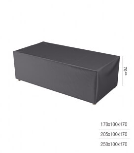 Protective cover for benches