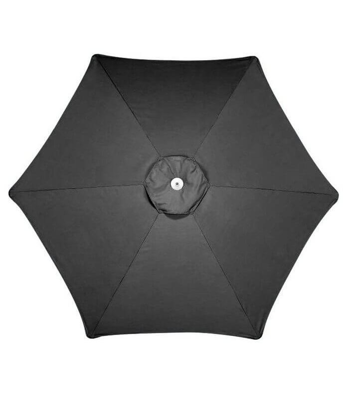 toile de remplacement parasol paraflex