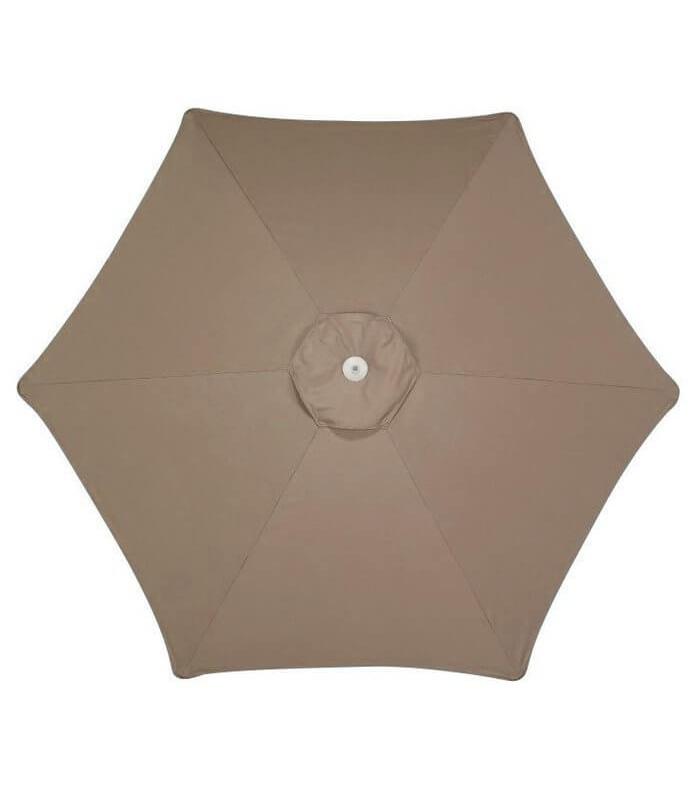 toile de remplacement parasol paraflex. Black Bedroom Furniture Sets. Home Design Ideas