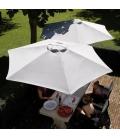 Duoflex parasol umbrosa paraflex
