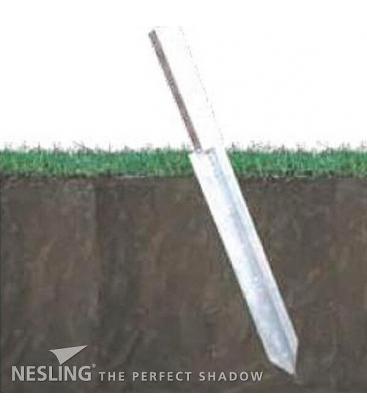Sleeve, pour Mast Nesling