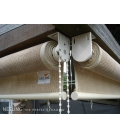 Store vertical Nesling hdpe couleur sable