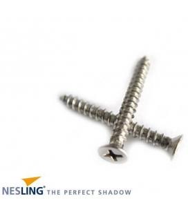 20 x stainless steel wood screws