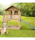 Cabane enfant en bois Marc