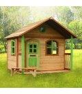 Maisonnette en bois Milan 3,24m²