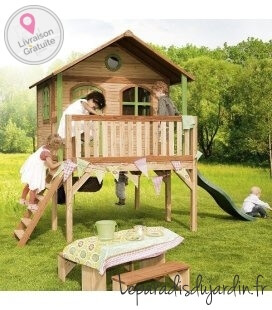 Slide Maisonette child Sophie