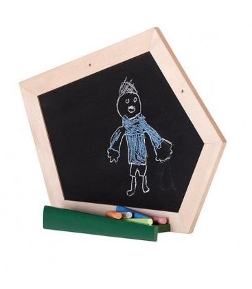 playground Chalkboard axi exotic wood