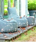 Outbag Beanbag Slope Outdoor fabric et pabric-plus