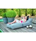 tissus fabric-plus Wave outdoor fabric Sofa coloris rouge