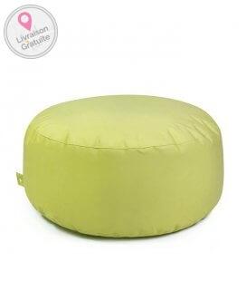 Cake pouf rond outbag tissu