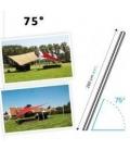 Aluminum mast 260cm Ingenua Umbrosa 75