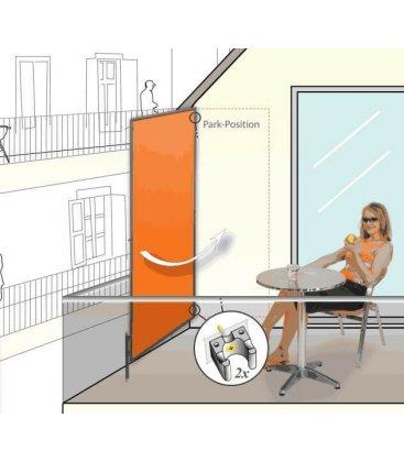 brise vue particulier et professionnel Paravent 1 panneau terrasse