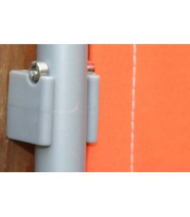 support wall Clips for screen stability and strength