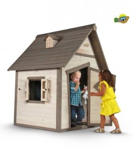 Extra quality cabin children's cabin playhouse