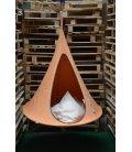 Petite Tente hamac suspendue Cacoon Bonsai coloris Mangue