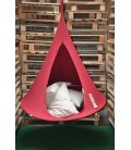 Small Hanging Hammock Tent Cacoon Bonsai Red Chile