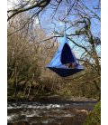 Large Hanging Hammock Tent Double Cacoon Blue Sky