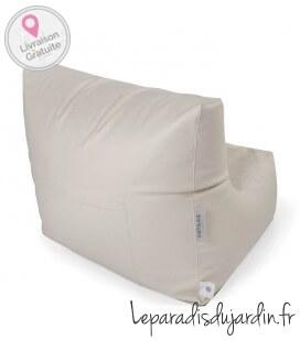 Canapé d'extérieur Piece Outbag cuir avec zip