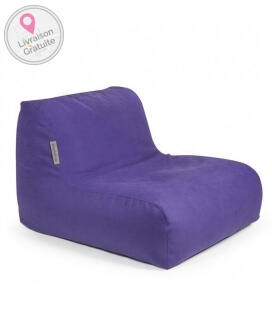 Inner pouf Fabric Chair
