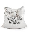 Pouf intérieur Classic Canvas Coffee