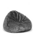 Pouf intérieur sac 500 fourrure