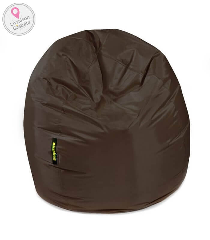 pushbag bag 300 oxford tissu polyester int rieur pouf poire. Black Bedroom Furniture Sets. Home Design Ideas