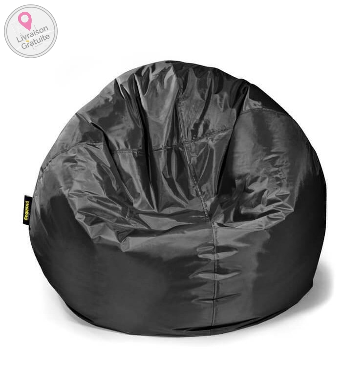 pushbag bag 500 oxford tissu polyester int rieur pouf poire xxl g ant. Black Bedroom Furniture Sets. Home Design Ideas