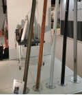 Ensemble coloris Pole voile d'ombrage Ingenua umbrosa Noir
