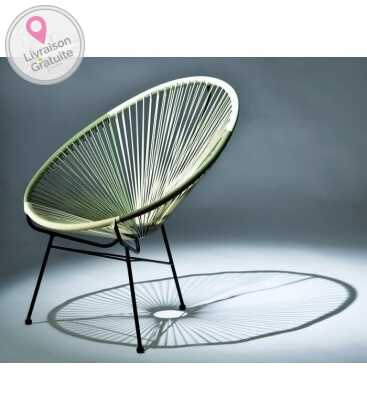 Fauteuil Ovaly