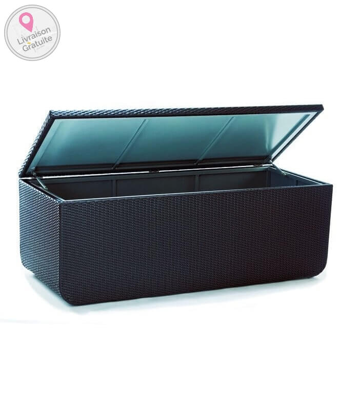 Leparadisdujardin storage compartment 01cofra french - Coffre jardin keter ...
