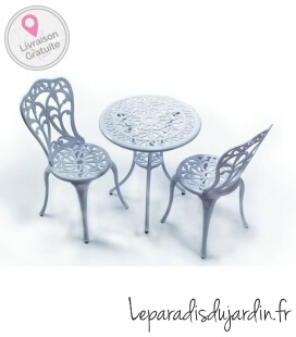 Romance table and chair set