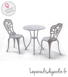 Ensemble table et chaise romance
