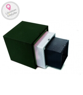 Kubik cube set for storage or pouf