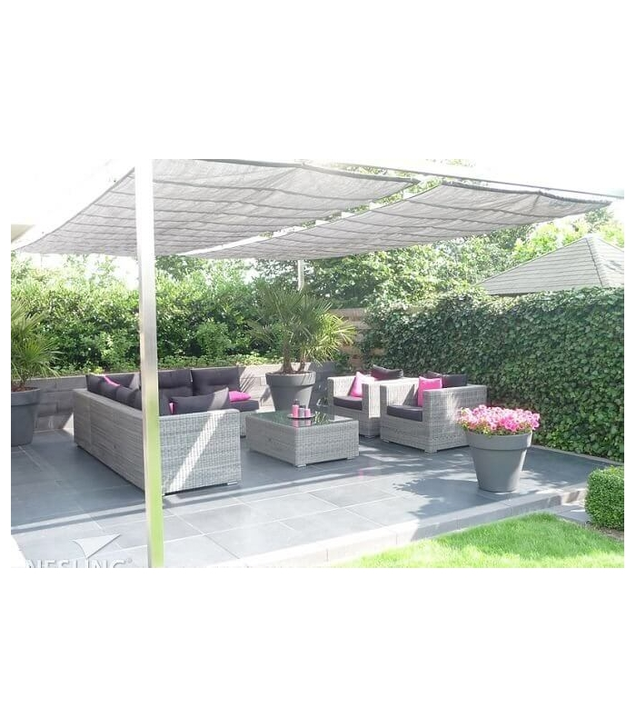 awesome store boat pergola hdpe with pergola a petit prix. Black Bedroom Furniture Sets. Home Design Ideas