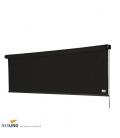Store vertical hdpe pergola Nesling extérieur nouveau coloris noir