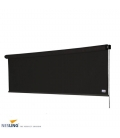 Vertical awning Nesling hdpe pergola Nesling exterior new black color