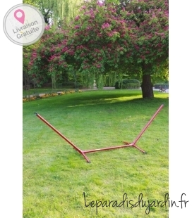 Advant 120 hammock stand in blue, red or anthracite