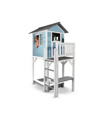 Cabin stilts Cabin XL Bleu