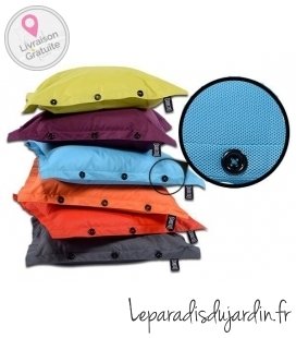 Cover Shelto pouf 100 x 100