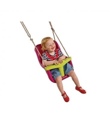 accessoire Balançoire siège bébé vert/violet