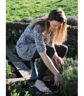 Oneleg 32 cm garden maintenance stool